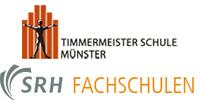 Logos von Timmermeister Schule und SRH Fachschule